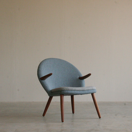 『Grete Jalk Easy chair』_c0211307_17133247.jpg