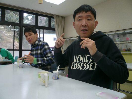 1/28 日曜喫茶_a0154110_16025819.jpg