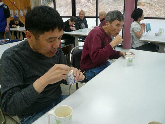 1/28 日曜喫茶_a0154110_16030536.jpg