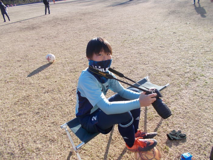 OISO CUP【U-12】大会の結果_a0109316_10063528.jpg