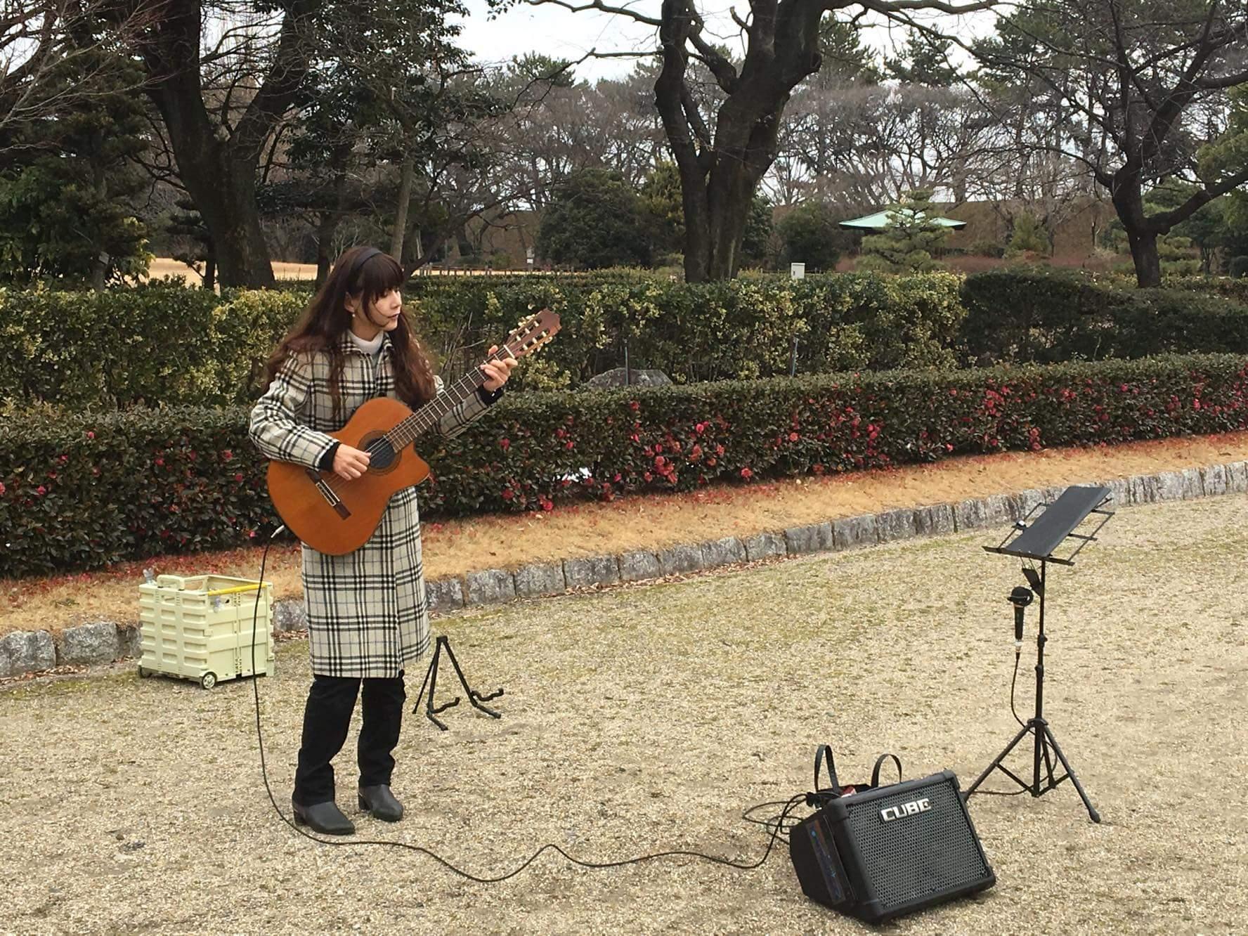 名古屋城での演奏、ありがとうございました!!_f0373339_12492088.jpg