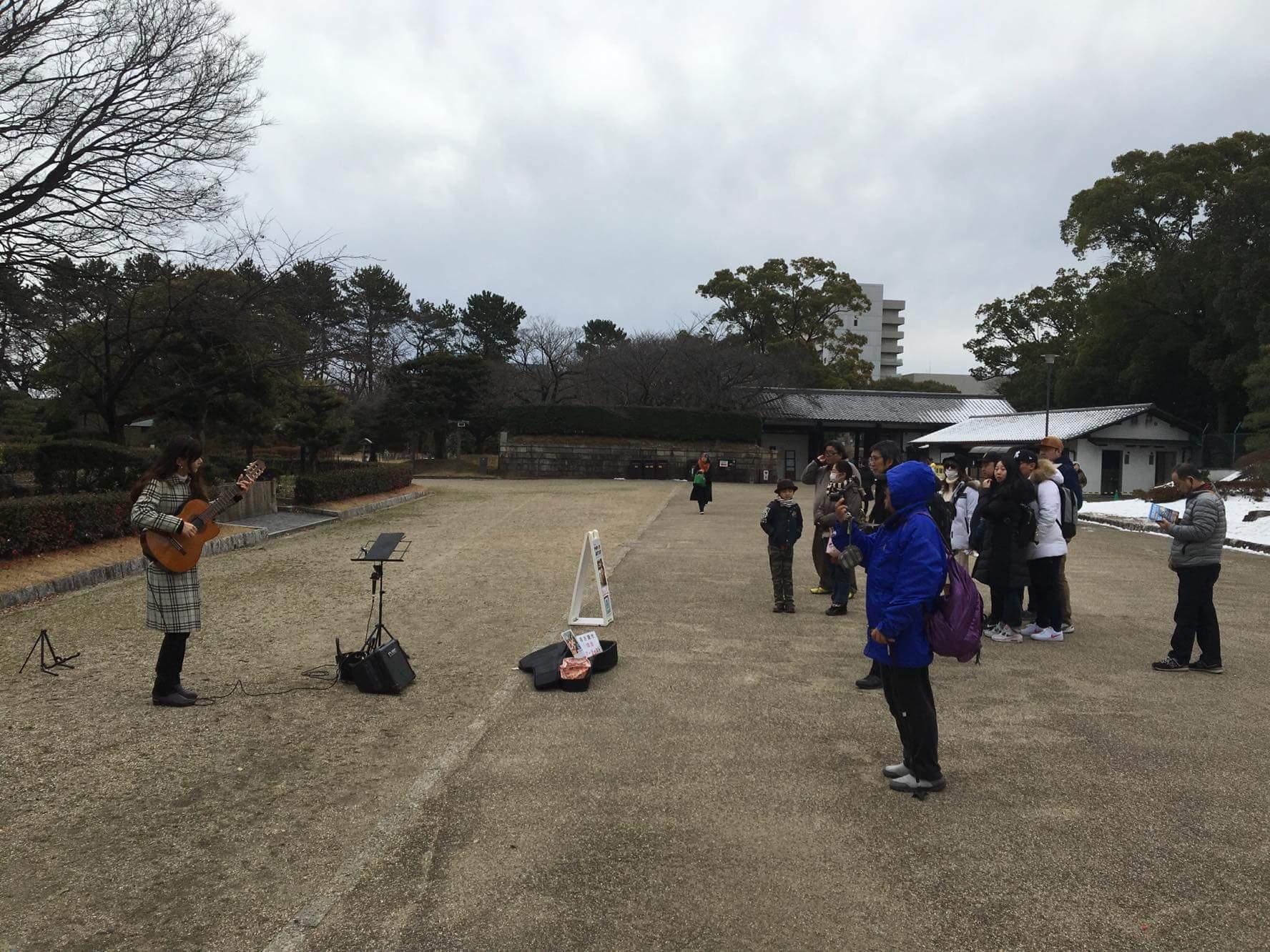 名古屋城での演奏、ありがとうございました!!_f0373339_12492139.jpg