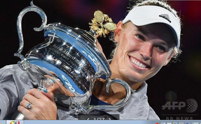 全豪オープンテニス、男女共素晴らしい試合でした_a0151444_10213983.jpg