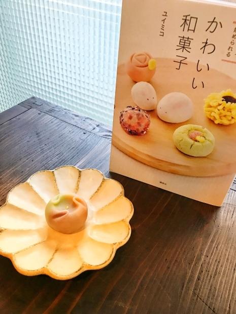 昨日はユイミコ和菓子レッスンでした。_c0143073_01502269.jpg