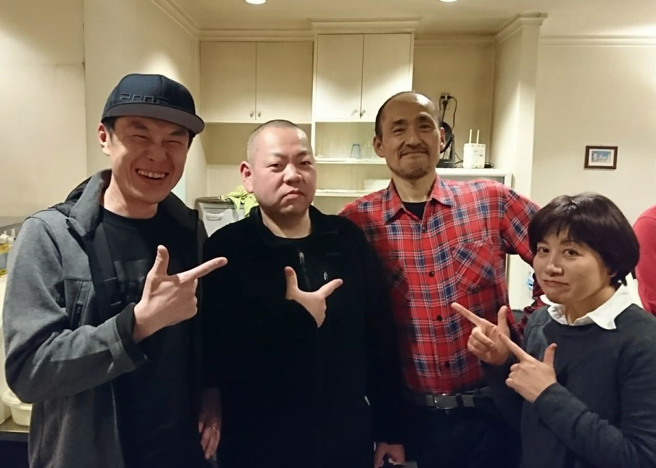 2018.01.28「OHからのダカール祝勝会」_c0197974_04010319.jpg