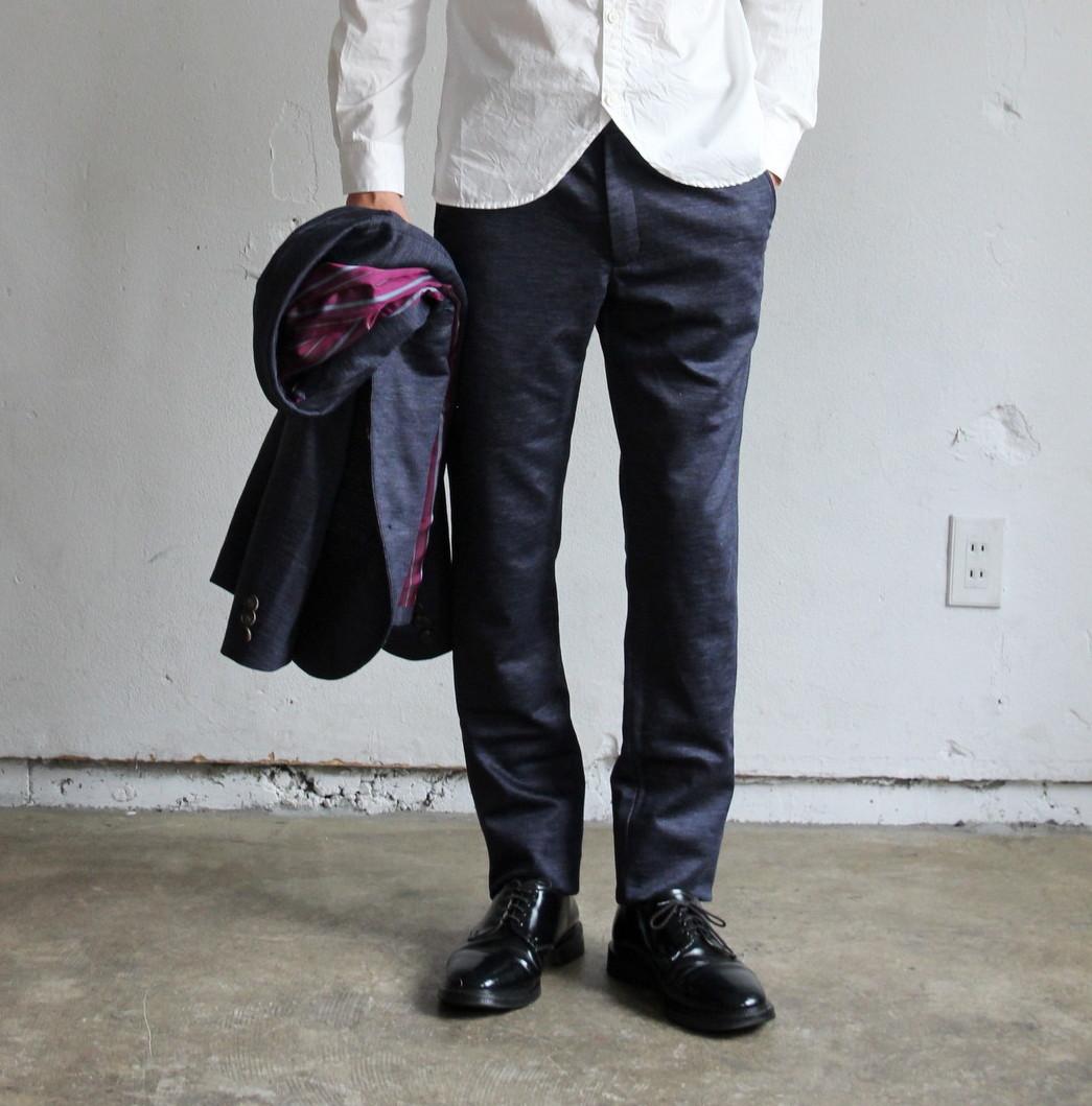 Ramie Knit Dress Slacks_c0379477_19322298.jpg