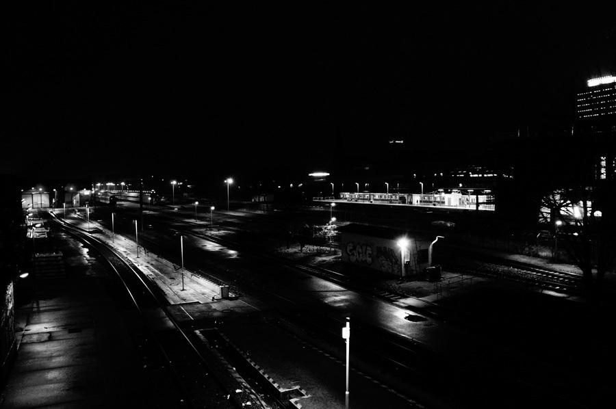 ワルシャワ通り駅からメトロに乗って。_c0180686_23380534.jpg