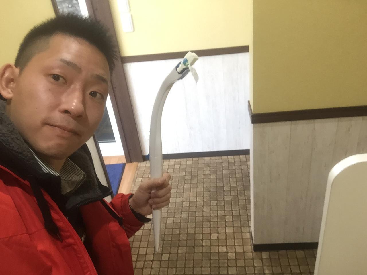 1月30日 火曜日のひとログ(´▽`) 社長地上波に登場??!!こうご期待!TOMMY_b0127002_172691.jpg