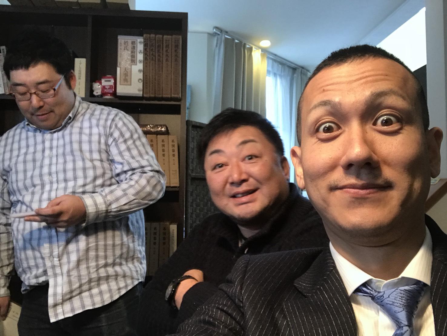 1月30日 火曜日のひとログ(´▽`) 社長地上波に登場??!!こうご期待!TOMMY_b0127002_17414454.jpg