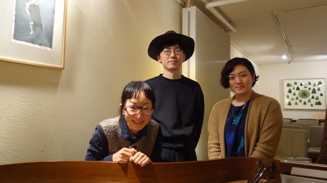 ② 2018 佐野観さんピアノソロ〜二人展によせて〜終了しました!_e0151902_14390873.jpg
