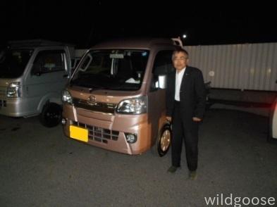 祝☆納車 H27年式 ハイゼットトラックジャンボ(人ω・*)_c0213517_12100474.jpg