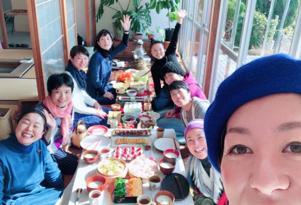 ヒカリめがね新年会・成人スティル病・禊_c0189426_15453725.jpg