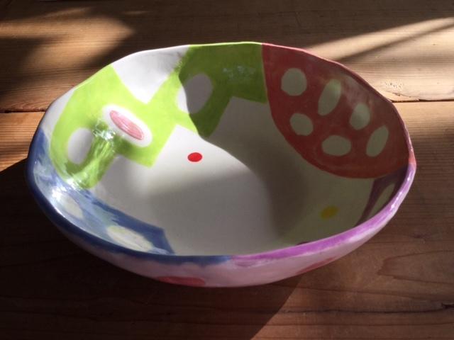 春色のお皿/高鶴アタルさん_b0207631_10570613.jpg