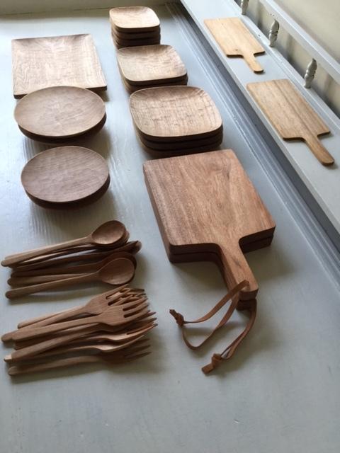 木の器&パン皿/山口和宏さん_b0207631_15511988.jpg