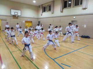 西町教室 冬期昇級審査会_c0118332_22230676.jpg