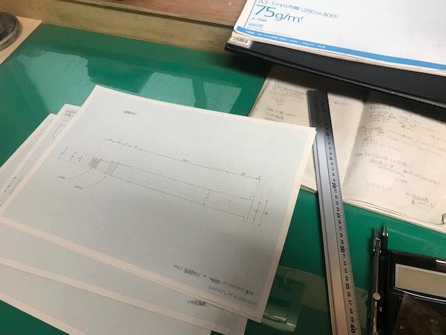 W650カフェレーサーと部品の製作過程のお話_e0365651_16332572.jpg