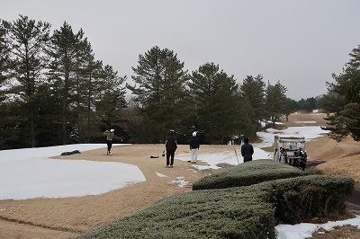 第20回 梶岡建設ジュニアゴルフ月例競技会_f0151251_11590180.jpg