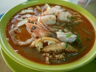 コタキナバルの麺類 1_a0132757_16560700.jpg
