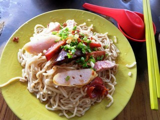 コタキナバルの麺類 1_a0132757_16564043.jpg