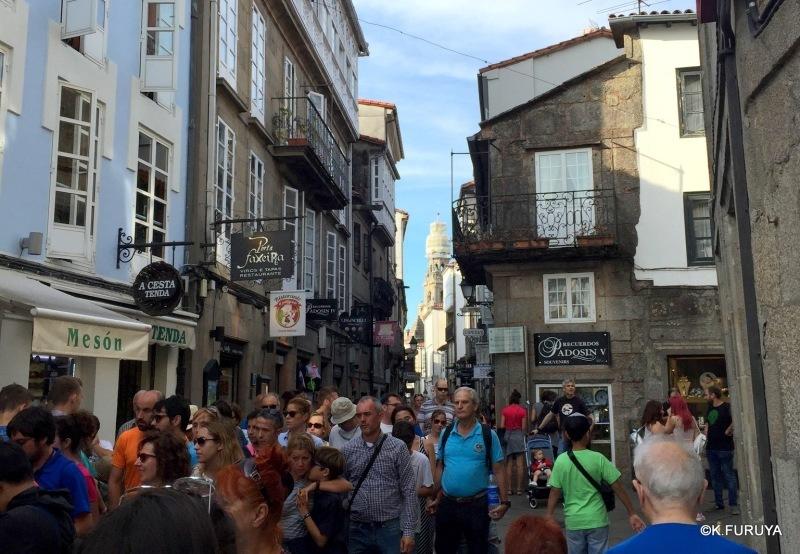 サンティアゴ・デ・コンポステーラ 街歩き その1_a0092659_12015417.jpg