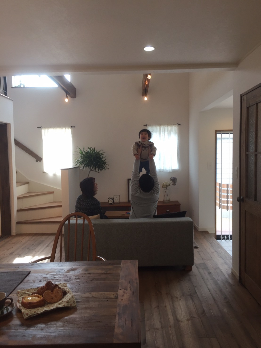 WEB内覧会〜スキップフロアとコンサバトリーのあるカフェのようなおうち〜_c0274374_18261978.jpeg