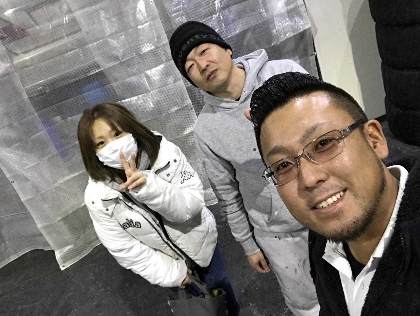 1月31日トミーベース カスタムブログ☆LS460 SZ-1 パナメーラWALDコンプリート☆_b0127002_10382313.jpg