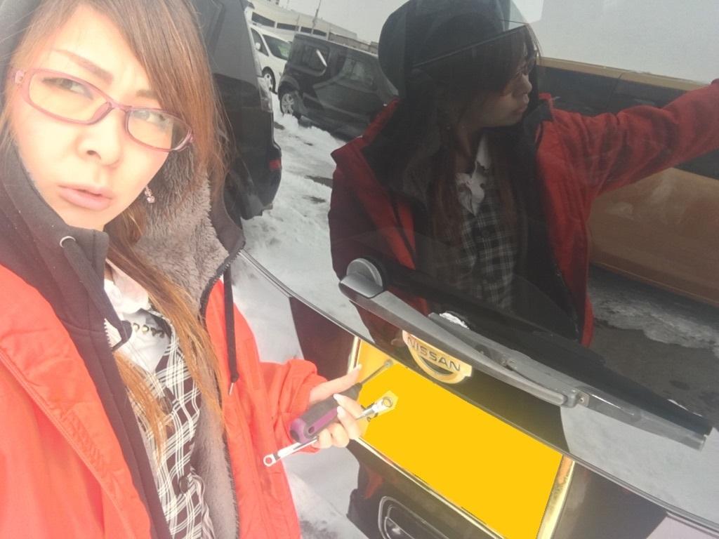 1月31日(水)☆TOMMYアウトレット☆あゆブログ(。•ᴗ•。)♡ ルークスK様ご成約♪_b0127002_17244927.jpg