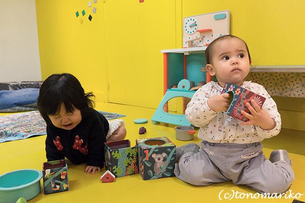 子供カフェでオーガニックごはんデート_c0024345_20142103.jpg