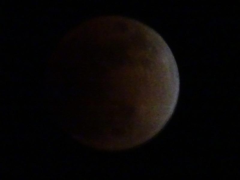 皆既月食が見られました・・・岬町淡輪_c0108460_23082490.jpg
