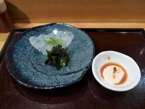 高円寺「鮨 波やし」へ行く。_f0232060_1110961.jpg