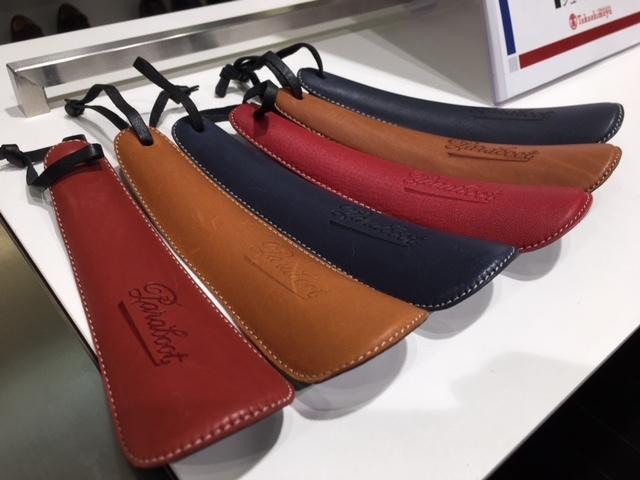 【1/31~2/13】パラブーツの靴ベラが…_f0374162_11162757.jpg
