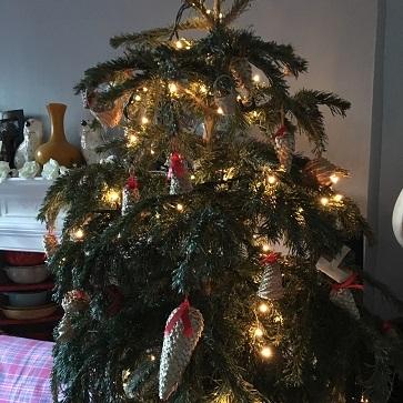 ガレットデロワとチャーチルアームのもりもりクリスマスツリー_f0238789_21430541.jpg
