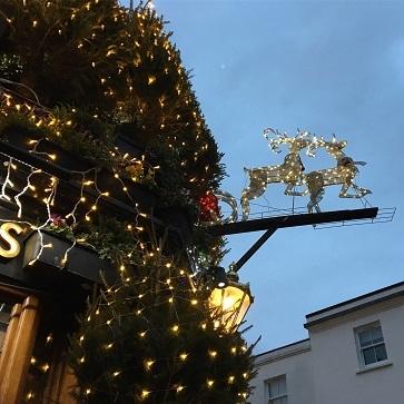 ガレットデロワとチャーチルアームのもりもりクリスマスツリー_f0238789_21585148.jpg