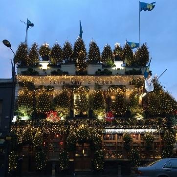 ガレットデロワとチャーチルアームのもりもりクリスマスツリー_f0238789_21585194.jpg