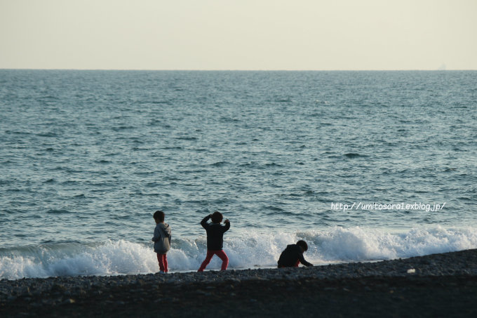 海と子ども_b0324291_00550301.jpg