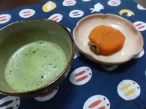 寒麹(かんこうじ)の作り方&犬の絵の茶碗で一服_f0019498_13570165.jpg