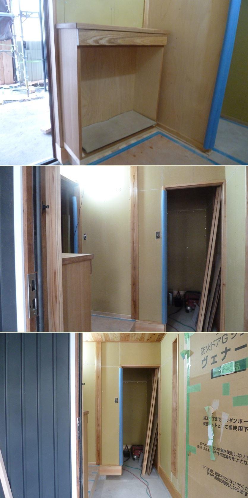 原町田の家☆大工造作工事も終盤に!_c0152341_09301643.jpg