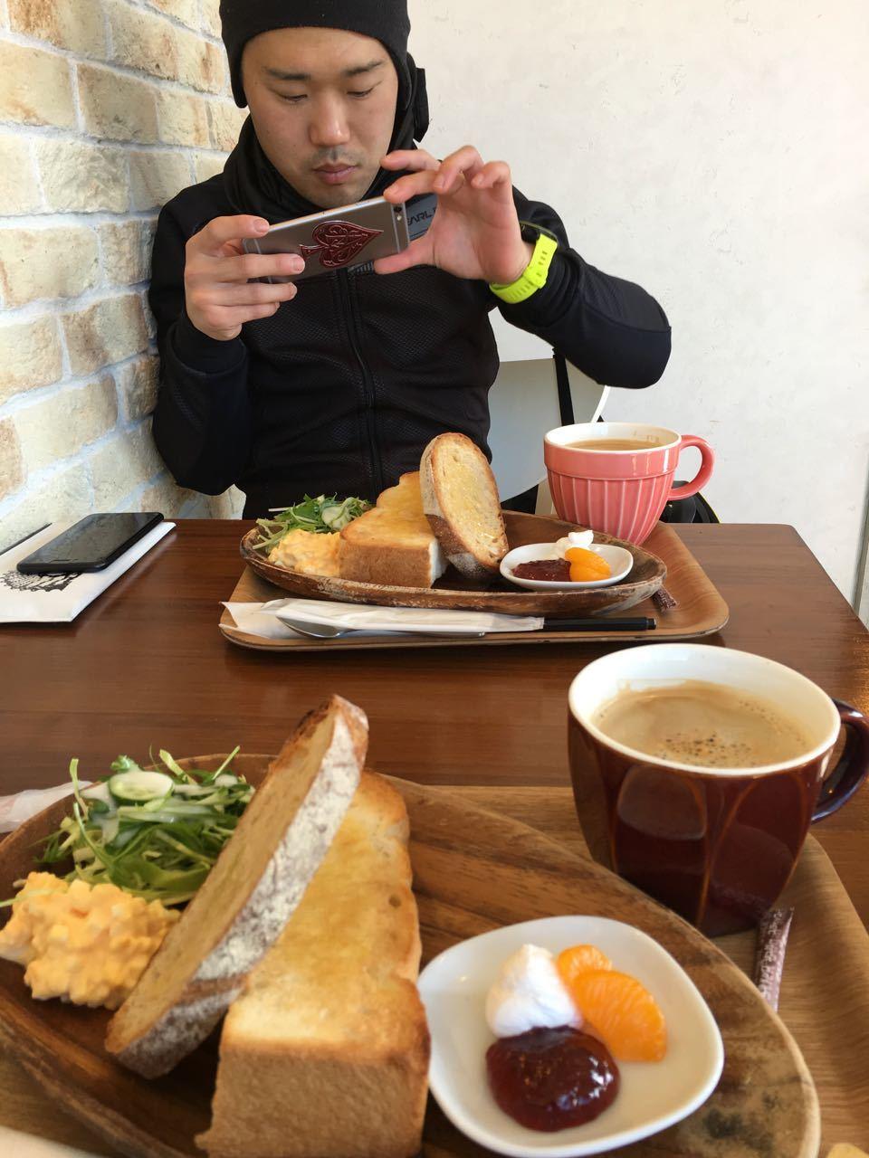 2018.01.30「モーニング〜ランチライド」_c0197974_01591946.jpg
