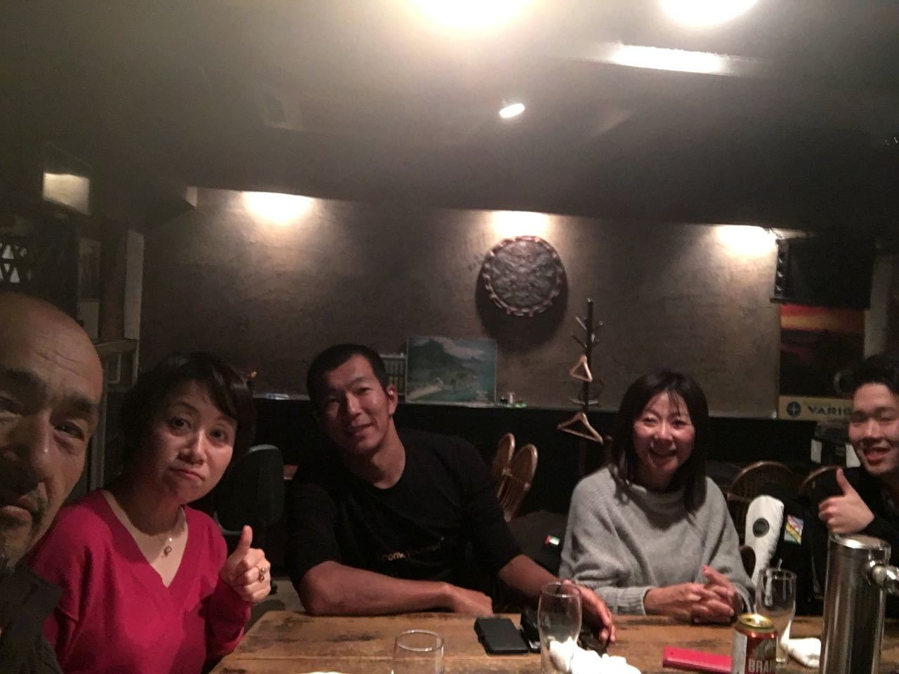 2018.01.31「深谷産業展示会からの夕食会」_c0197974_04201364.jpg