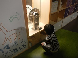 国立科学博物館 in 上野_f0153418_09421741.jpg