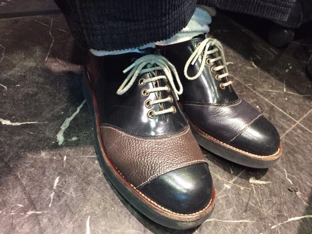 靴のリメイク_b0226322_16592202.jpg
