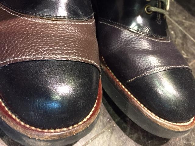 靴のリメイク_b0226322_16592271.jpg