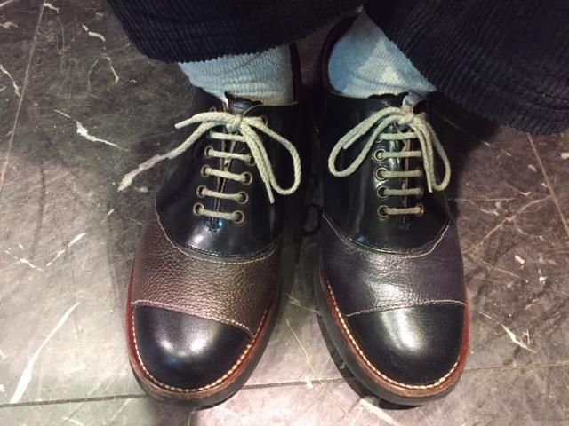 靴のリメイク_b0226322_16592284.jpg