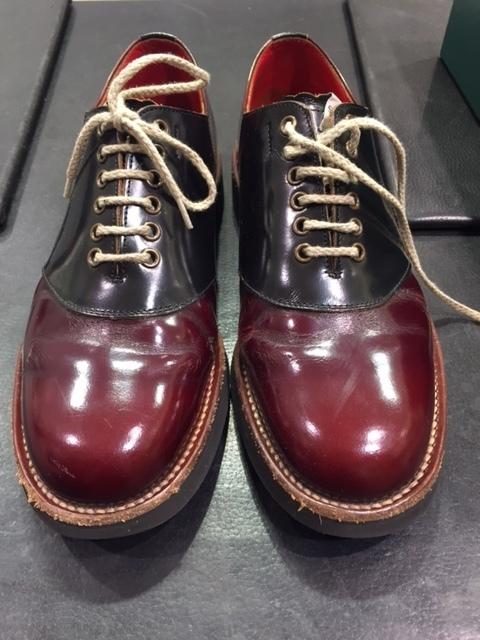 靴のリメイク_b0226322_17001866.jpg