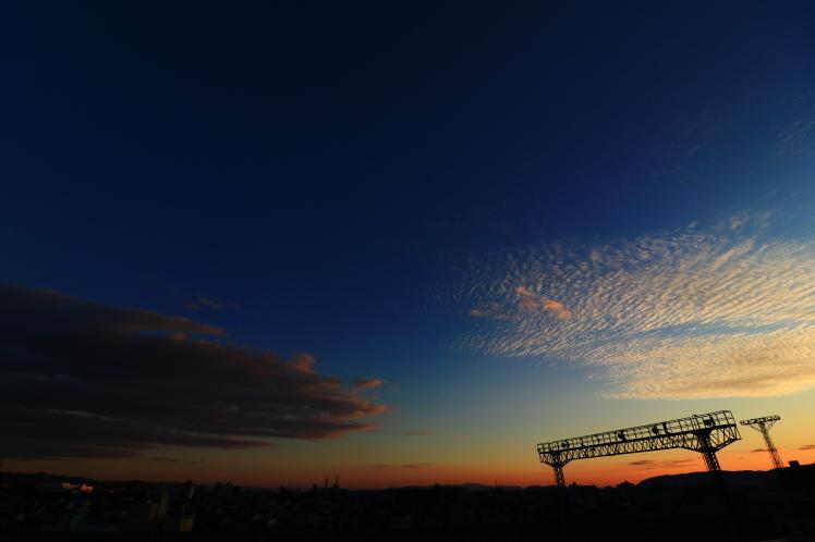 五重塔と新幹線 京都鉄道博物館のスカイテラス_f0209122_17244465.jpg