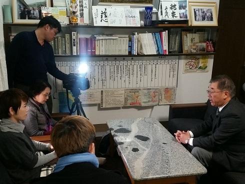 台湾NEXT・TVの取材_d0003224_11543887.jpg