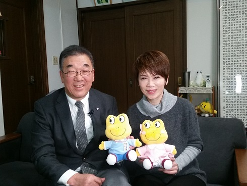 台湾NEXT・TVの取材_d0003224_11545126.jpg