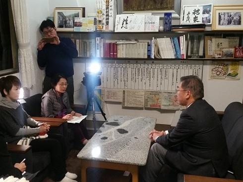台湾NEXT・TVの取材_d0003224_11550123.jpg