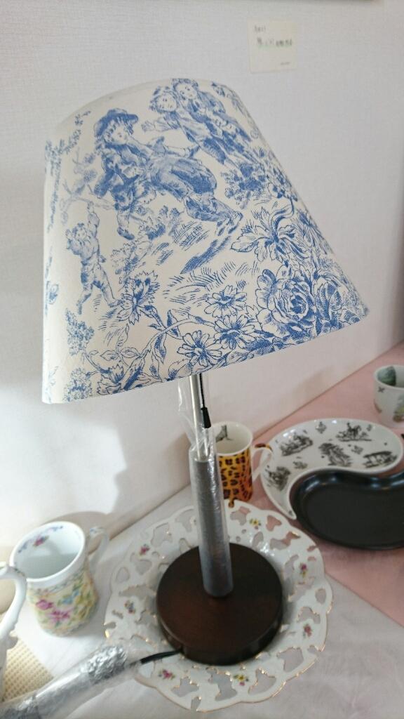 素敵なランプシェードと笠間のカフェ「風音」レッスンのご案内_c0206366_16021874.jpg