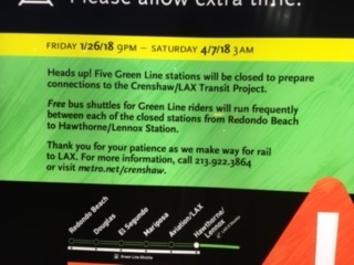 不便な電車通勤- Crenshaw/LAX Transit Project_e0350971_10003799.jpg